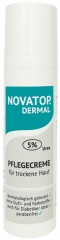 NOVATOP DERMAL Pflegecreme (5% Urea) (75 ml)